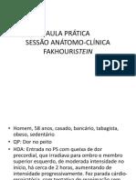 Aula Prática - Sessão Anátomo-clínica 01