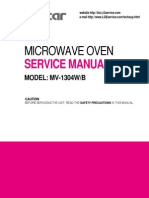 microondas goldstar MV1304sv