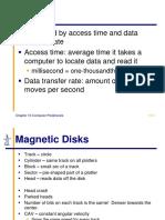 Optcal Storage