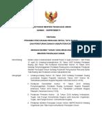 PERMEN PU 20 Tahun 2011 TENTANG PEDOMAN PENYUSUNAN RENCANA DETAIL TATA RUANG.pdf