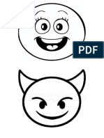Caras Emojis