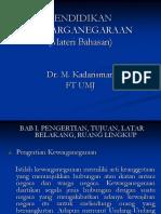 PENDIDIKAN KEWARGANEGARAAN (Materi Bahasan).ppt