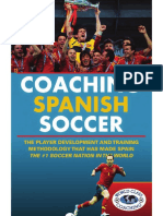 Coaching Spanish Soccer