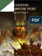 Concurso Steam Punk Perú 2016-2017
