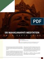 Kadambari Magazine - (Mahaganapati Dhyana Sloka)