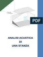 -Analisi Acustica Di Una Stanza