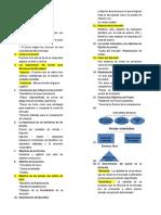 Cuestionario Parcial Analisis de Precios