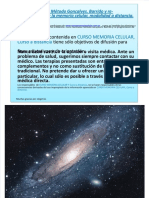 Metodo Goncalves Memoria Celular
