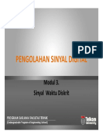 Hand Out Psd 3 Sinyal Waktu Diskrit