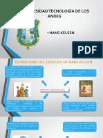 Estructura de La Pirámide de Kelsen El Perú