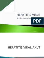 Hepatitis Virus Akut (Revisi) 1