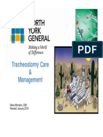 Tracheostomy Care & Management, Revised Jan 2015 (3)