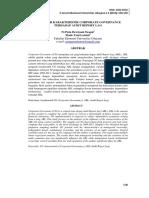 6343pengaruh Kareterisktik Corporate Governance Terhadap Audit Repot Lag-10572-1-SM