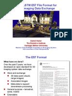 E57 General Data Management