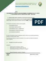 Memoria de Estructuras (1era Etapa)