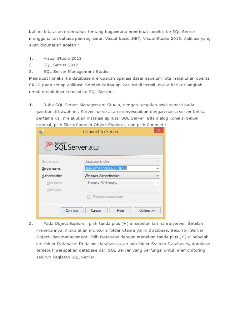 Panduan Praktis Membuat Uml Diagram Dengan Microsoft Visio ...