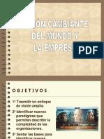 (1) Vision Cambiante Del Mundo y La Empresa(b). Ppt