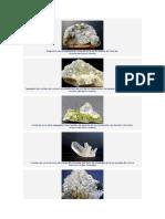 Fragmento de Una Geoda de Cristal de Roca de Las Terreras de Portmán