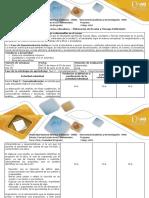 Guía Para El Uso de Recursos Educativos - Elaboración de Reseña y Mensaje Publicitario
