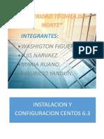 Configuración Paso a Paso de un servidor Centos 6.3 para servicio web