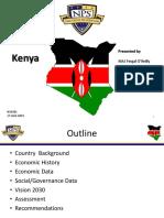 Kenya Presentation