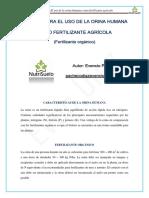 Manual Para El Uso de La Orina Humana Como Fertilizante Agrícola