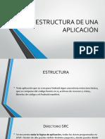 3.3 Estructura de Una Aplicación