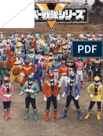Super Sentai Series - Biblioteca Élfica