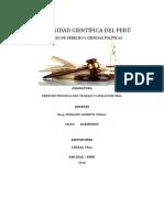Debido Proceso y Tutea Efectiva Jurisdiccional_derecho Laboral