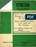 Estrategia 1 (1965)