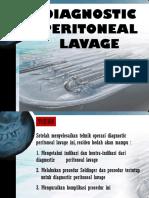 Diagnostic Peritoneal Lavage2