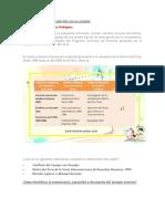 Evaluación Formativa Explicada Con Un Ejemplo