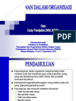 Kepemimpinan Dalam Organisasi Ppi Lanjut Persi 2015
