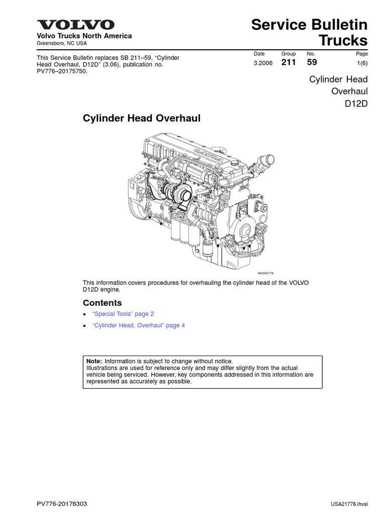 Cylinder Head Overhaul | Cylinder (Engine) | Valve