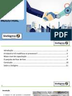 E-book a Industria 4.0 e a Automação