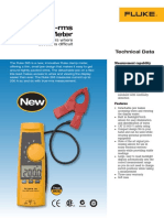 Fluke 302 Plus Clamp Meter Price From Fluke bd | Alternating Current