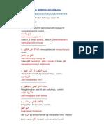 belajar b.arab