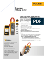 Fluke Bangladesh 902 FC True Rms HVAC Clamp Meter