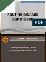 BGP - EIGRP