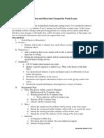 writing organization lesson