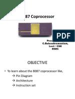 Coprocessor ppt