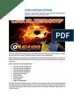 Link Alternatif Agen LIGA188