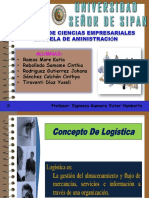 Expo Administracion Logistica
