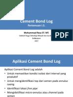 1.5. Cement Bond Log.pptx