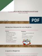 Projecto de Software