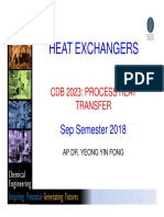 YYF_CDB 2023_Heat Exchangers (Chapter 11)_081118