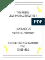 .DEDY SUMITA, S.Pd TUGAS AKHIR M1 Type 45 dwg-Model.pdf