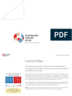 National Cancer Atlas