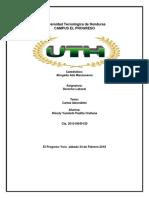 Informe Sobre Cartas-laborables
