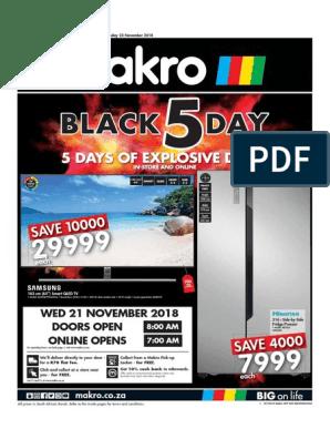 Makro Black Friday 2018 Deals Laptop Media Technology